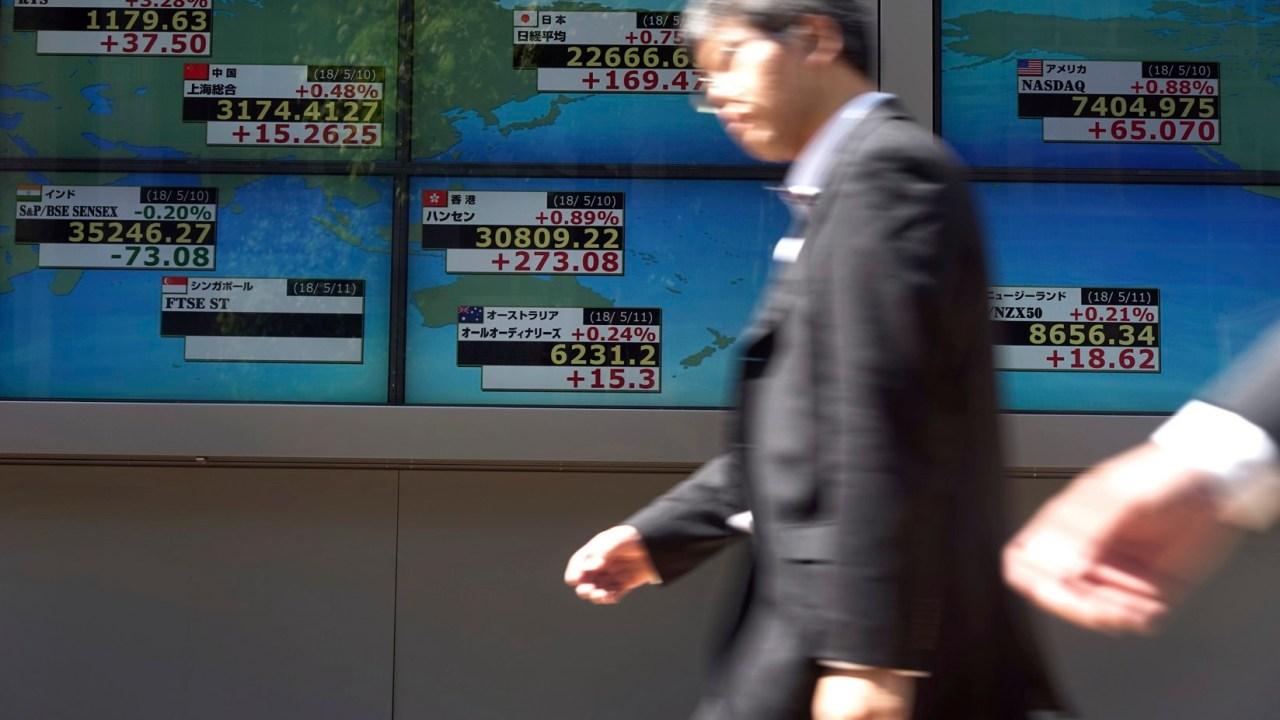 Bolsas de Asia cierran operaciones con ganancias