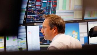 Bolsas europeas caen luego que la Fed mantuvo