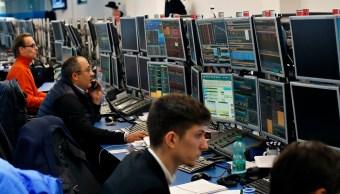 Bolsas europeas inician la semana con resultados mixtos