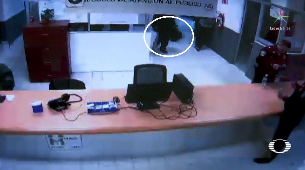 Indagan desaparición de joyería robada de ¡Ministerio Público!