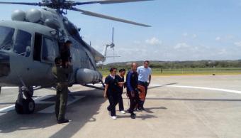 Rescatan a buzo que se perdió y logró nadar hasta isla de Veracruz
