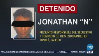Cae Implicado Homicidios Estudiantes Cine Jalisco