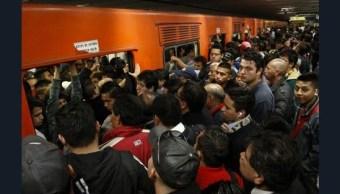 temperaturas superan 36 grados transporte publico ciudad mexico