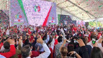 Inicia nueva etapa en campaña presidencial de Meade, dice Claudia Ruiz Massieu
