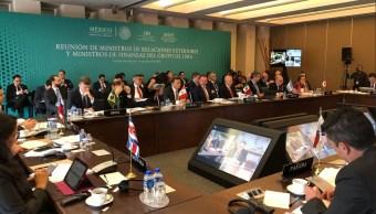 Grupo de Lima se pronuncia en contra de régimen de Maduro