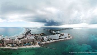 Quintana Roo baja alerta tras paso de tormenta Alberto