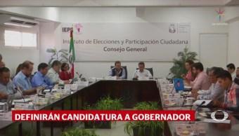 Candidatura entre PRI y PVEM en Chiapas