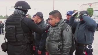 Catean Oficinas Policía San Martín Texmelucan