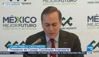 CCE presenta seis propuestas para mejorar educación en México