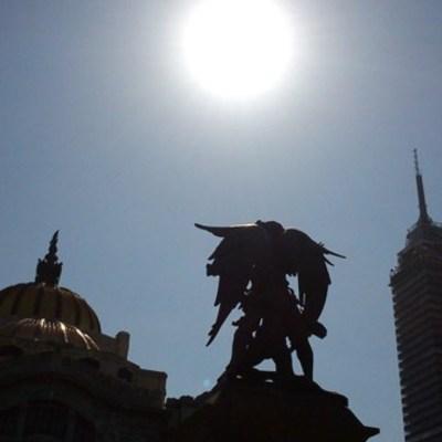 CDMX supera récord de calor desde 1919 por altas temperaturas en México