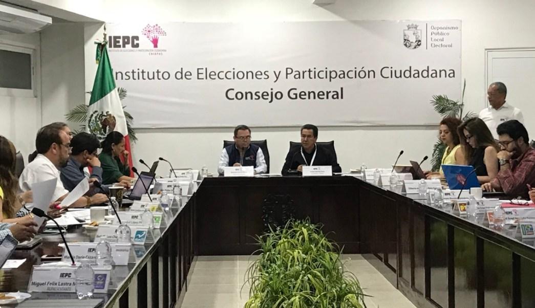 PVEM registra candidato a gobernador en Chiapas
