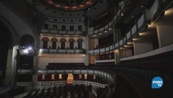 Cien Años Construcción Teatro Ciudad CDMX