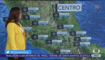 Clima Al Aire: Aumenta el calor en CDMX