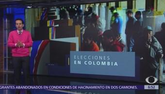 Colombia realizará su elección presidencial este domingo