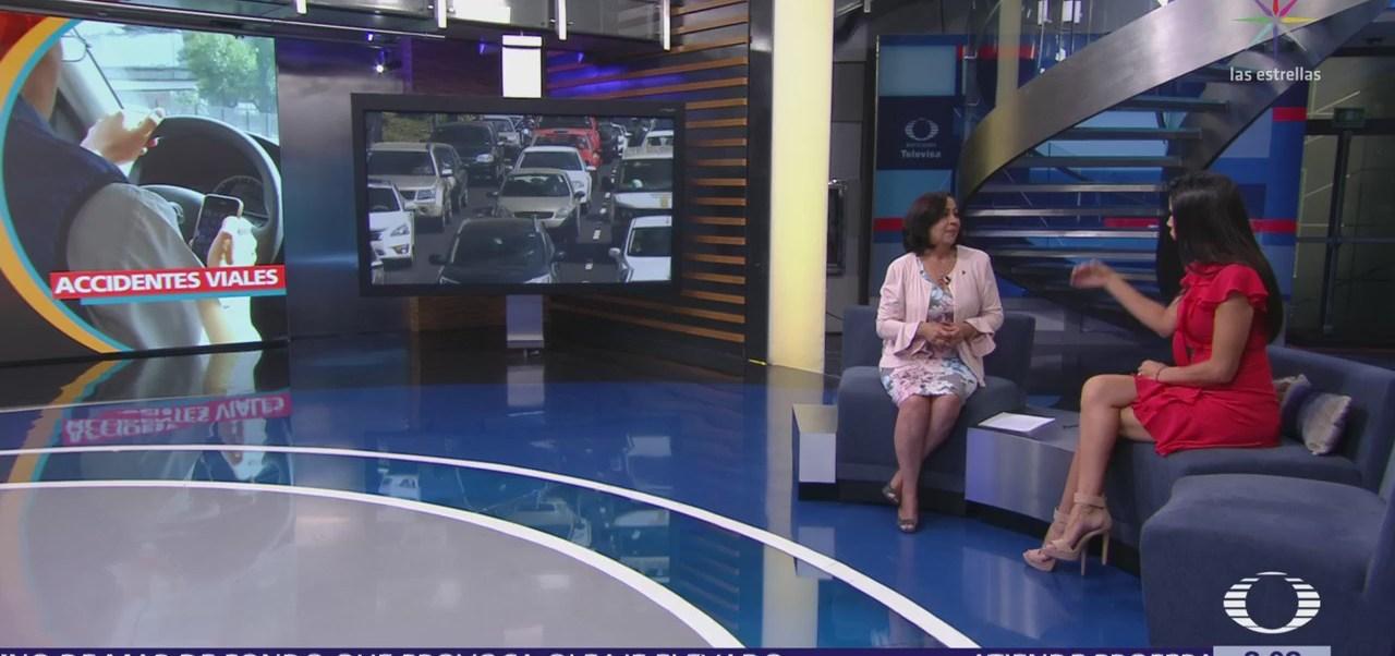 Cómo prevenir accidentes y muertes mientras se conduce