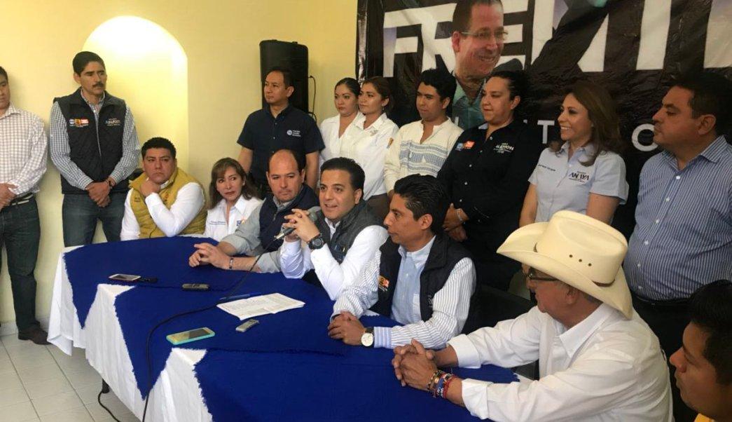 PAN inicia reconciliación con Margarita Zavala