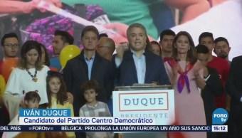 Conservador Izquierdista Segunda Vuelta Colombia