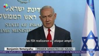 Crece Tensión Medio Oriente Intercambio Misiles Entre Israel Irán