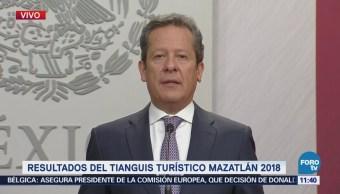 Dan a conocer los resultados del Tianguis Turístico de México 'Mazatlán 2018'