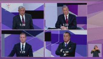 El segundo debate presidencial en México