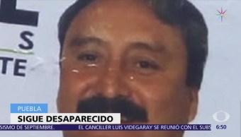 Desaparece candidato independiente a la alcaldía de Palmar de Bravo, Puebla