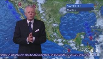 Despierta con Tiempo: Onda de calor y lluvias en gran parte de México