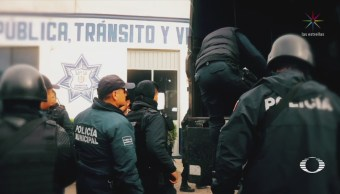 Detectan Policías Apócrifos San Martín Texmelucan, Puebla