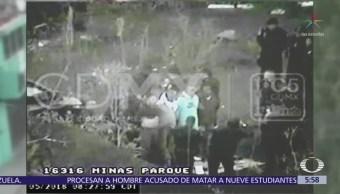 Detienen a cuatro secuestradores en Iztapalapa; rescatan a víctimas