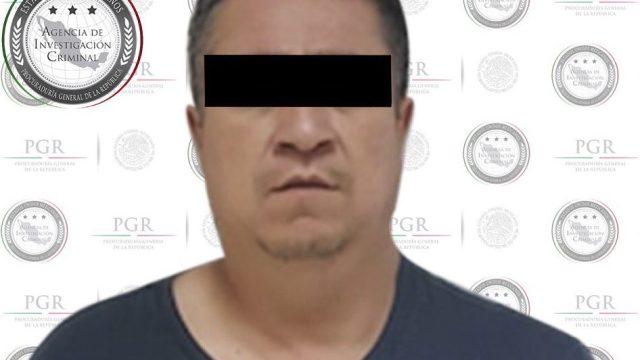Detienen a 'El Mon', presunto operador de Beltrán Leyva