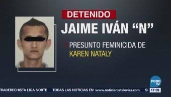Detienen a presunto homicida de una mujer en Veracruz