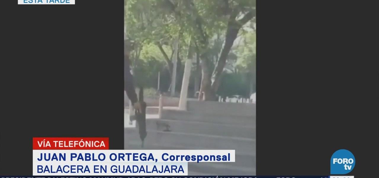 Detienen a seis personas involucradas con el ataque