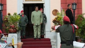 Detienen militares venezolanos complot Nicolás Maduro