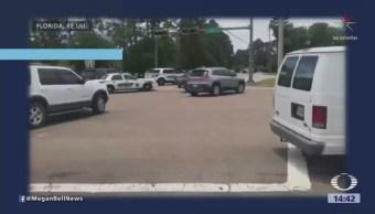 Difunden imágenes del tiroteo en Panama