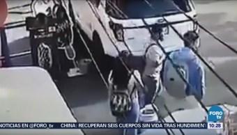 Difunden video de asalto a estudiantes del Politécnico