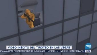 Difunden Video Inédito Tiroteo Las Vegas