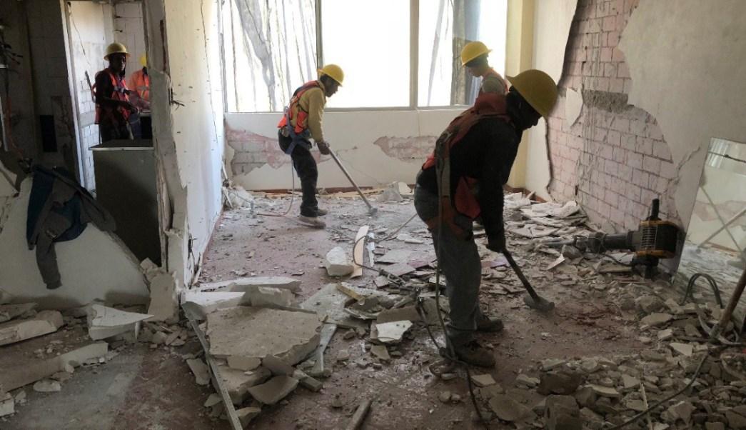 CDMX publica acuerdo para facilitar reconstrucción de edificios tras el 1