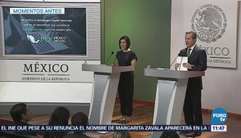 Eduardo Sánchez: 79 millones de mexicanos están conectados a Internet