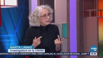 Día Madres México Análisis Marta Lamas