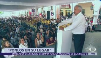 El empresario Abraham González se suma a la campaña de López Obrador
