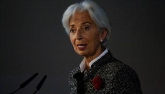 Lagarde asegura que economía argentina mejorará en 2019