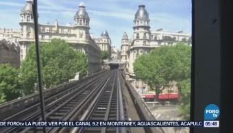 El Metro de París lugar favorito para