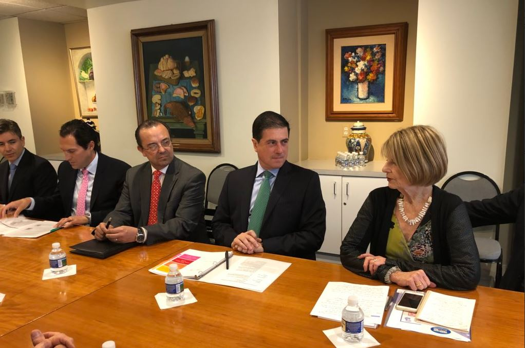 Relación México-EU atraviesa difícil encrucijada, dice embajador Gutiérrez