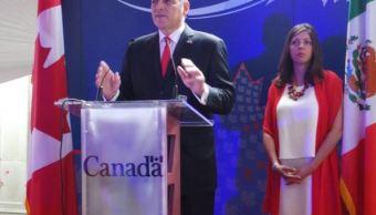 """México y Canadá deben """"resistir"""" renegociación de TLCAN"""
