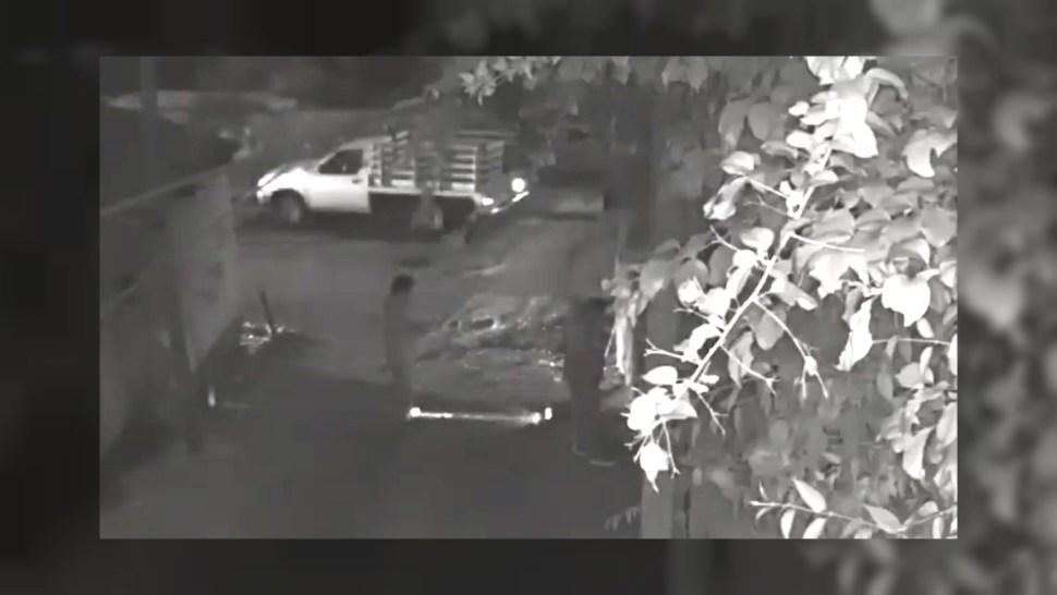 Empleados del Ayuntamiento de Cuernavaca roban medidores agua