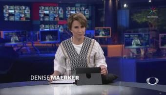 En Punto Denise Maerker Programa Mayo