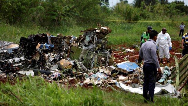 Encuentran segunda caja negra avión accidentado La Habana