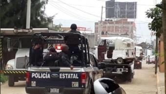 Mototaxistas protestan en Oaxaca les aseguran 35 unidades irregulares