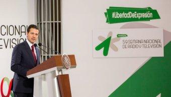 Ciudadanos ejercen derecho disentir y opinar libremente, dice Enrique Peña Nieto