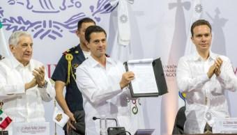 EPN convoca a Conago a sumar esfuerzos con Gobierno Federal