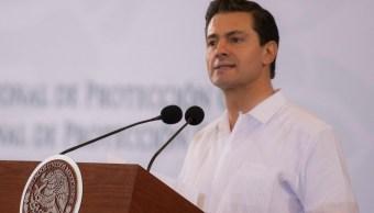 Peña Nieto: Inaceptable, violencia contra candidatos